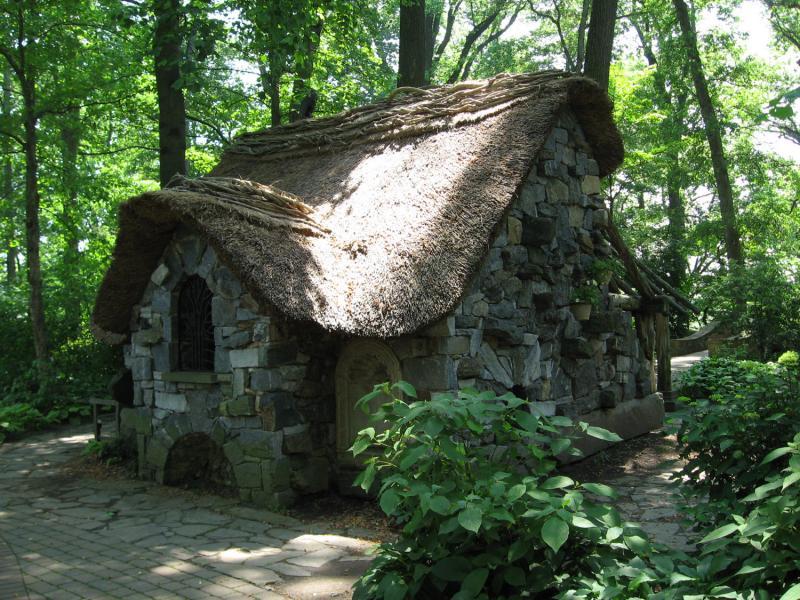 Winterthur Enchanted Garden   DCAD LIFE